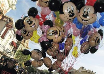 Theme parks, ESPN lift Disney quarterly profit
