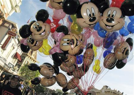 Disney profit meets expectations, lifted by parks,...