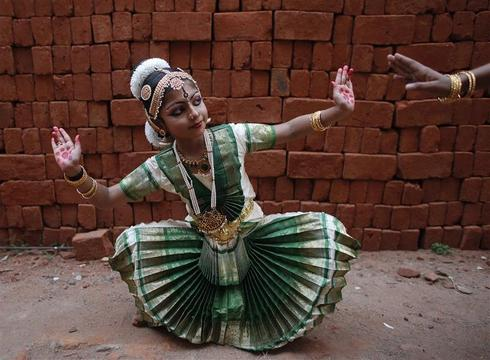 Classical dance in India