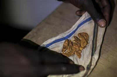 Gold fever sweeps South Sudan ahead of new mining law
