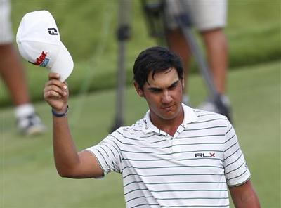 Manassero clinches Singapore Open after playoff