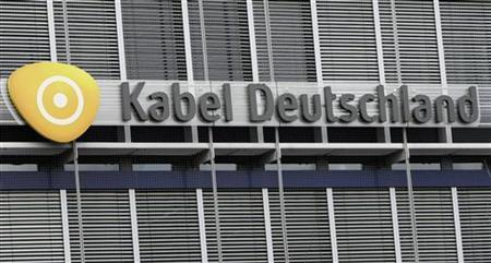 The headquarters of German cable television group Kabel Deutschland is pictured in Unterfoehring north of Munich March 22, 2010. Shares in cable television company Kabel Deutschland languished on their debut in Europe's biggest flotation so far this year, as wary investors balk at high valuations pinned on new listings. REUTERS/Michaela Rehle (GERMANY - Tags: BUSINESS)