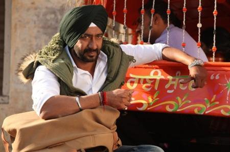 Still from the movie ''Son of Sardar'' REUTERS/Handout