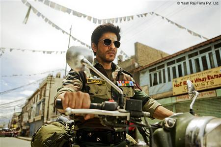 Still from the movie ''Jab Tak Hai Jaan''. REUTERS/Handout