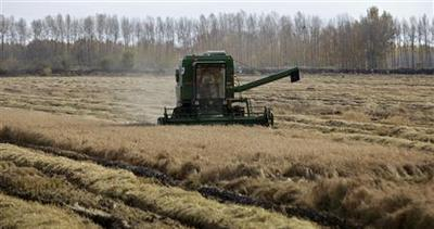 Analysis: China turns to machines as farmers seek...