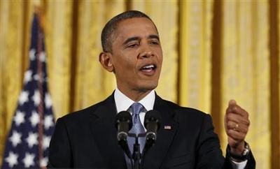 Obama calls for rich to pay more, keep middle-class...