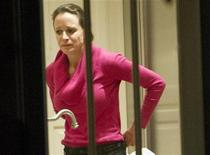 Paula Broadwell, the woman whose affair with CIA director General David Petraeus led to his resignation, is seen at her brother's home in Washington November 13, 2012. A computer used by Broadwell contained substantial classified information that should have been stored under more secure conditions, law enforcement and national security officials said on Wednesday. Picture taken November 13, 2012. REUTERS/Ron Sachs/CNP