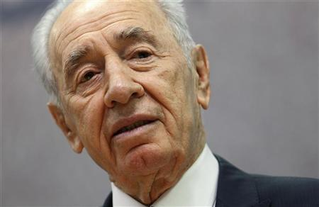 Peres briefs Obama on Hamas commander killing
