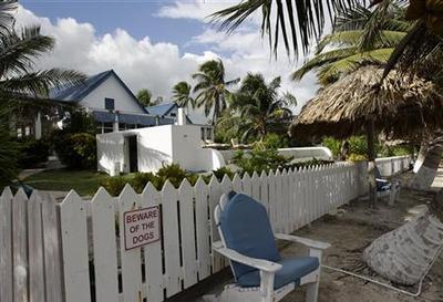 Belize prime minister says McAfee ''bonkers,'' should...