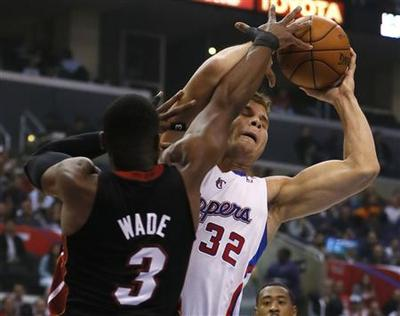 Clippers cool Heat with stunning home win