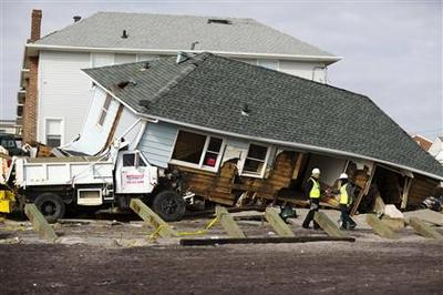In recovering from Superstorm Sandy, a setback for...