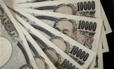 Yen posts worst week since February versus dollar;...