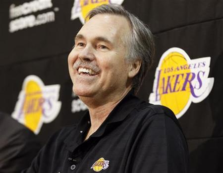 New Lakers coach D'Antoni aims for return of Showtime