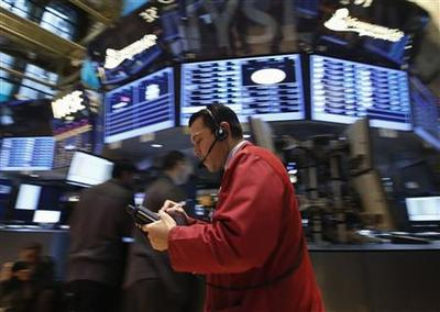 Global stocks gain on fiscal hope; yen down for third...