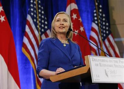 Clinton says budget deal critical to U.S. global role,...