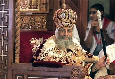 New pope installed to lead church in Islamist-run...