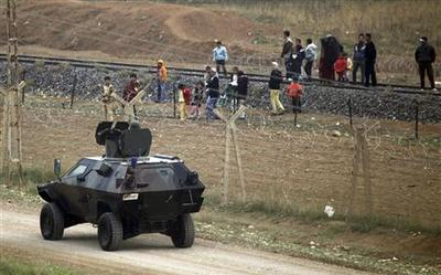 Turkey expected to request Syria border missiles on...