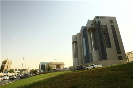 The head office of Dar al-Arkan Real Estate Development Co. is seen in Riyadh October 25, 2009. REUTERS/Fahad Shadeed