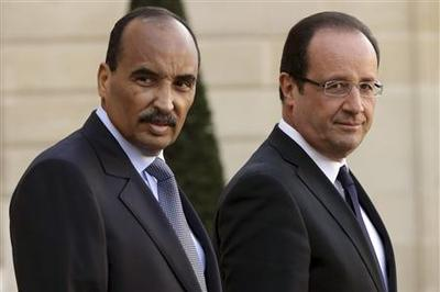 Mauritania's Aziz says to return home in coming days