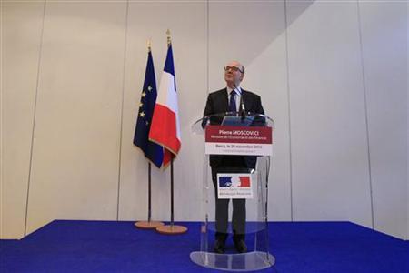 France to answer Moody's ratings downgrade with...