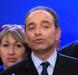 <p>Jean-François Copé, au lendemain de son élection à la présidence de l'UMP aux dépens de François Fillon, a dit mardi vouloir à tout prix éviter un retour à la rivalité entre la droite et le centre. /Photo prise le 19 novembre 2012/REUTERS/Gonzalo Fuentes</p>