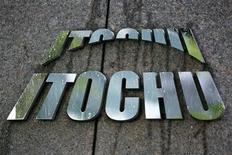 Логотип Itochu Corp на штаб-квартире компании в Токио 27 июля 2009 года. Компания крупнейшего акционера алюминиевого гиганта Русал Олега Дерипаски EN+ Group договорилась с японской Itochu Corp о финансировании строительства нового энергоблока на Автозаводской ТЭЦ Евросибэнерго в Нижнем Новогороде, сообщила EN+ во вторник. REUTERS/Stringer