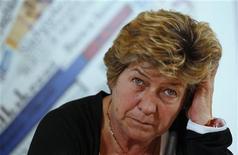 Il segretario generale della Cgil Susanna Camusso. REUTERS/Alessandro Bianchi