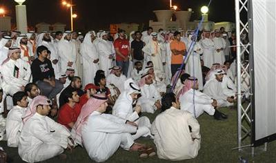 Pampered but restless, many young Kuwaitis want more