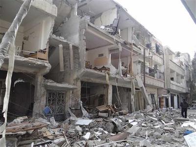 Syria rebels capture army base in eastern oil region