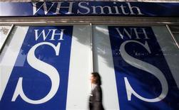 <p>La chaîne de librairie et de papeterie WH Smith prévoit d'ouvrir ses premiers magasins en Russie l'an prochain dans le cadre d'un plan d'expansion vers les marchés émergents. /Photo d'archives/REUTERS/Alessia Pierdomenico</p>