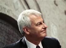Il presidente di Mps Alessandro Profumo. REUTERS/Stefano Rellandini
