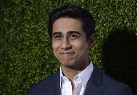 Cast member Suraj Sharma attends a special screening of the film ''The Life of Pi'' in Los Angeles November 16, 2012. REUTERS/Phil McCarten