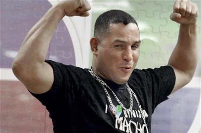 U.S. boxer Hector ''Macho'' Camacho dies after shooting