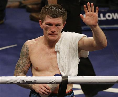 Hatton retires again after ninth round knockout