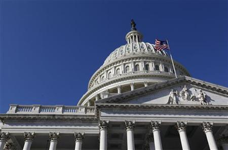 The U.S. Capitol Dome is seen on Capitol Hill in Washington, November 9, 2012. REUTERS/Larry Downing