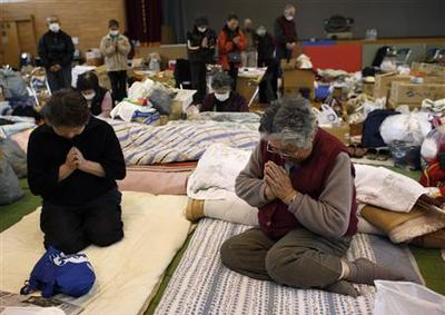 Voters in tsunami-hit zone feel let down as Japan...