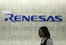Acionistas da japonesa Renesas está perto de aprovar resgate de 2,4 bilhões de dólares. 23/10/2012 REUTERS/Yuriko Nakao