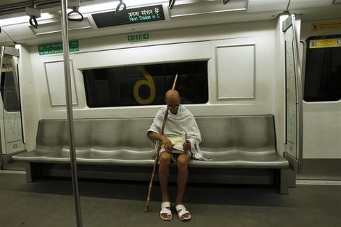 Modern-day Gandhi
