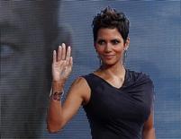 Ex-namorado de Halle Berry diz que foi vítima em briga com atual namorado da atriz. 15/11/2012 REUTERS/Tobias Schwarz