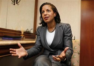 Rice meeting with senators fails to dampen criticism