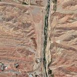 A section of the Parchin military facility in Iran is pictured in this August 22, 2012 DigitalGlobe handout satellite image. REUTERS/Courtesy DigitalGlobe/Handout (