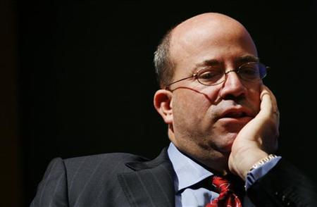 Former NBC Universal Chief Executive Jeff Zucker speaks during the McGraw-Hill Media Summit in New York, March 18, 2009. REUTERS/Shannon Stapleton/Files
