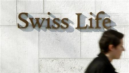 REUTERS/Arnd Wiegmann (SWITZERLAND - Tags: BUSINESS)