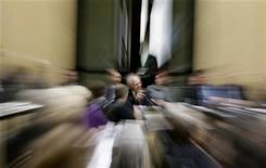 REUTERS/Tobias Schwarz (GERMANY - Tags: POLITICS BUSINESS)