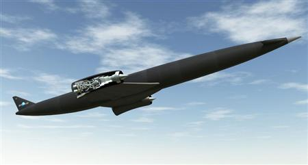 A Skylon in flight with a cutaway of the SABRE engine, in an illustration courtesy of Reaction Images Ltd. A small British company with a dream of building a re-usable space plane has won an important endorsement from the European Space Agency after completing key tests on its novel engine technology. REUTERS/Handout
