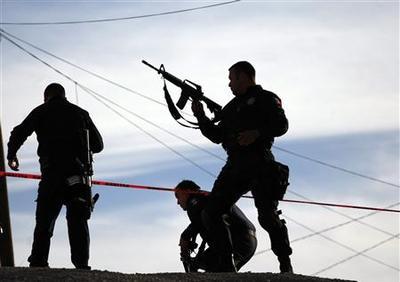 Mexico's drug war bright spot hides dark underbelly