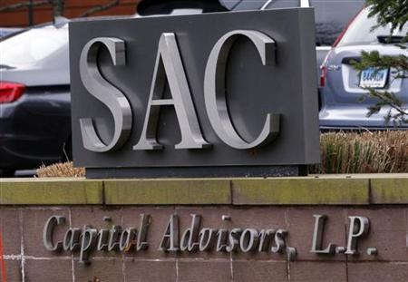 An exterior view of the headquarters of SAC Capital Advisors, L.P. in Stamford, Connecticut, in this picture taken December 13, 2010. REUTERS/Mike Segar/Files