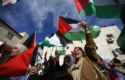 Strong European support for Palestinian statehood move
