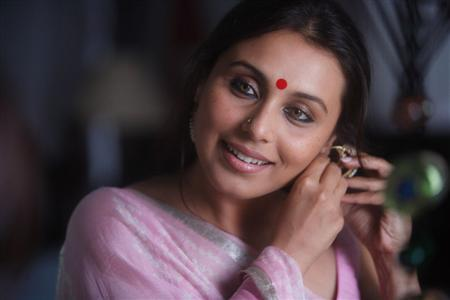 A Minute With: Rani Mukerji