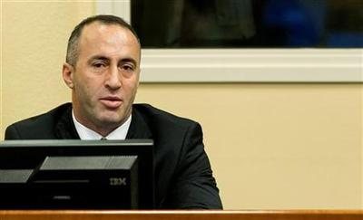 Kosovo ex-premier Haradinaj cleared of war crimes...